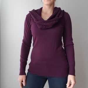 Maurices Cowl Neck Sweater